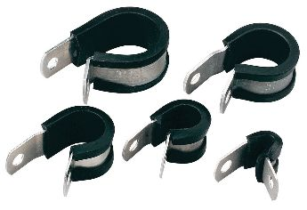 Kabelschellen für Kabel, Drähte, Schläuche und Rohre. | HellermannTyton